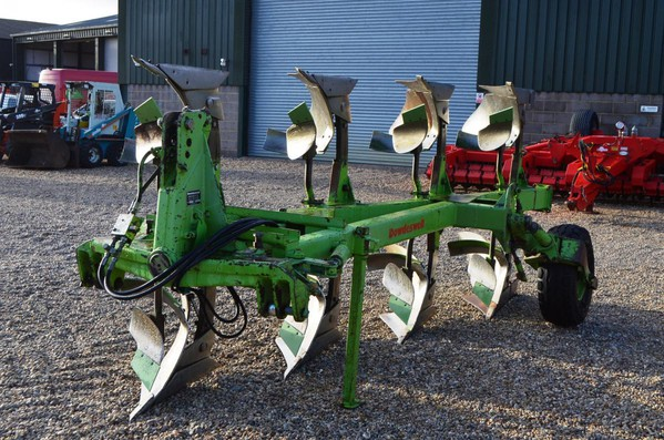 Dowdeswell DP7D 4F Plough  For Sale