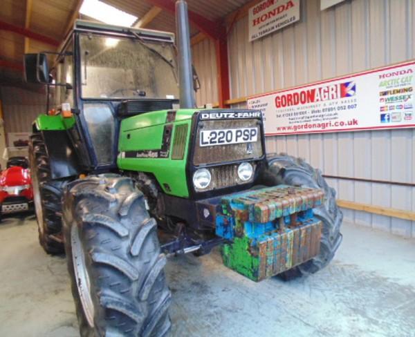 Deutz Fahr Agro Prima 4.55 Ex Farm Tractor