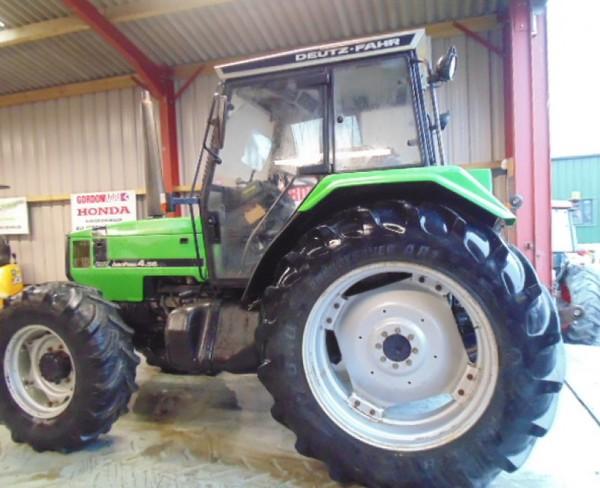 Deutz Fahr Agro Prima 4.55 Farm Tractor