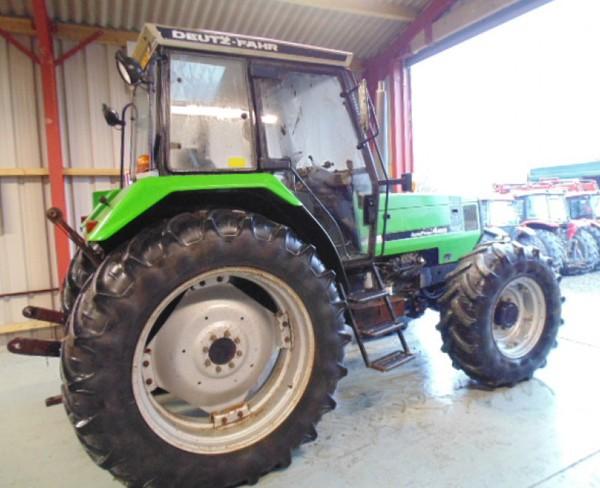 Deutz Fahr Agro Prima 4.55 Farming Tractor