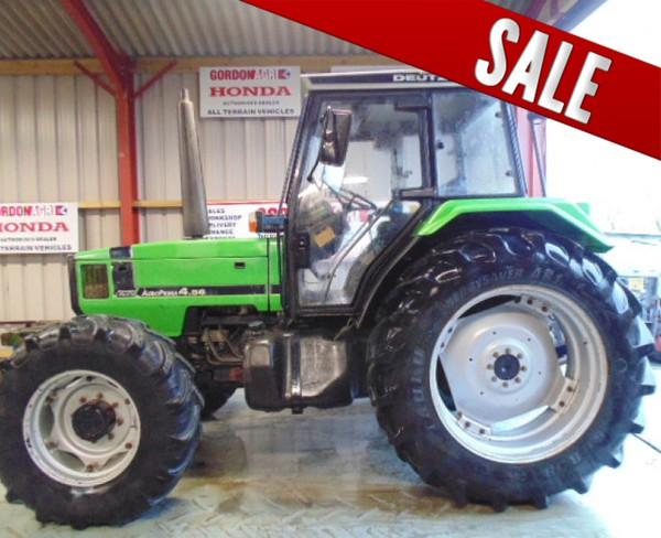 Deutz Fahr Agro Prima 4.55 Tractor