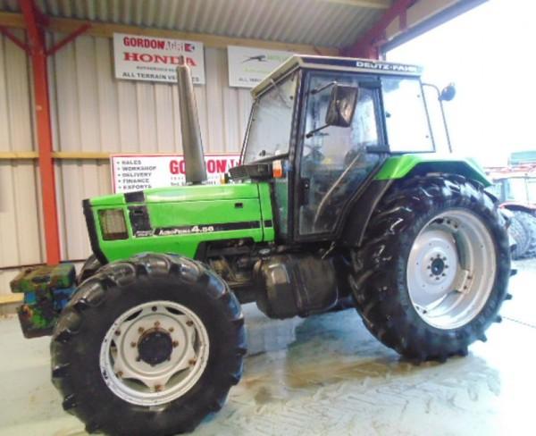 Ex Farm Tractor - Deutz Fahr Agro Prima 4.55