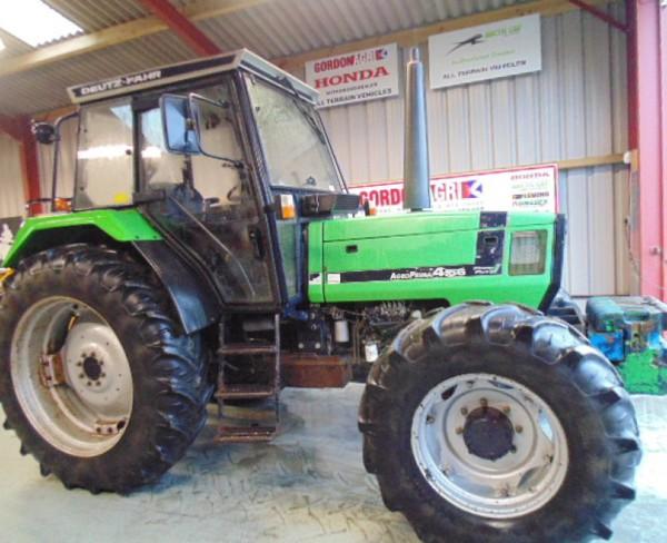 Farming Tractor - Deutz Fahr Agro Prima 4.55