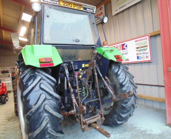 Selling Deutz Fahr Agro Prima 4.55 Tractor
