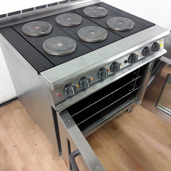 Six burner oven for sale