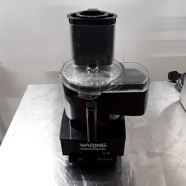 Waring commercial food prep machine