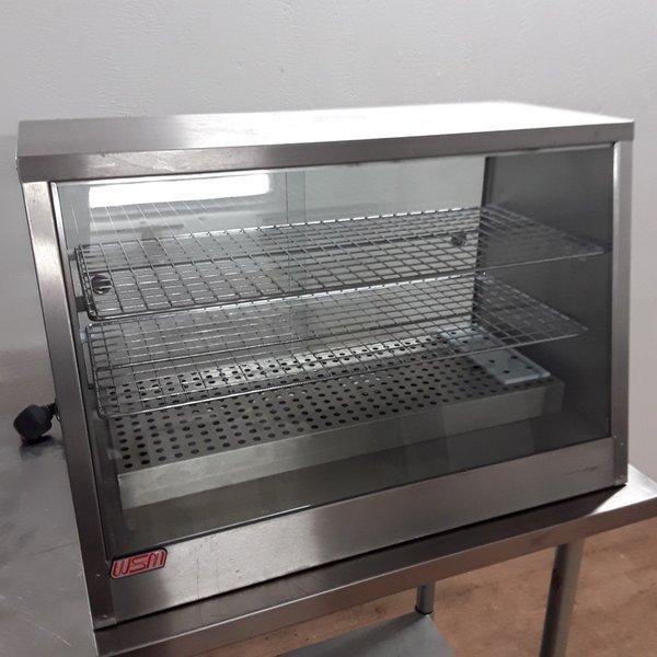 Heated Food display