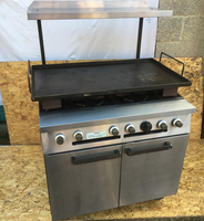 Gas range cooker