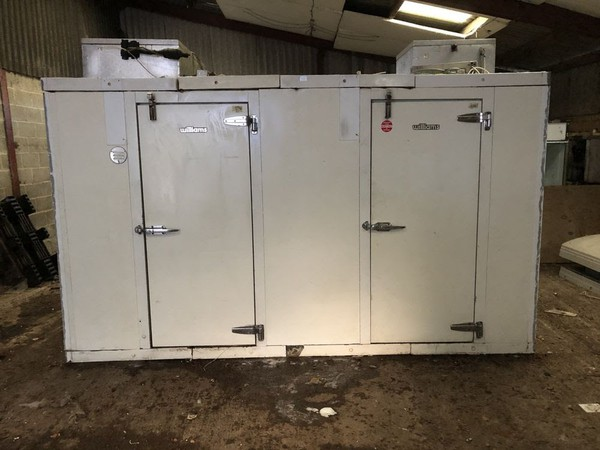 Walk in fridge for sale