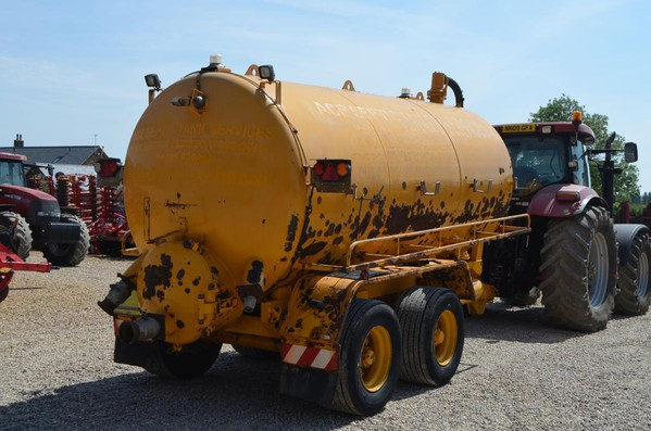 Other Major 2600 Gallon Tanker For Sale