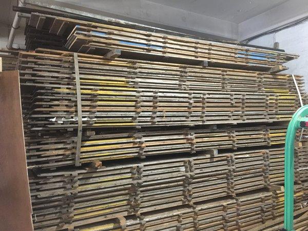 Sub base flooring
