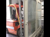 Used marquee doors for sale