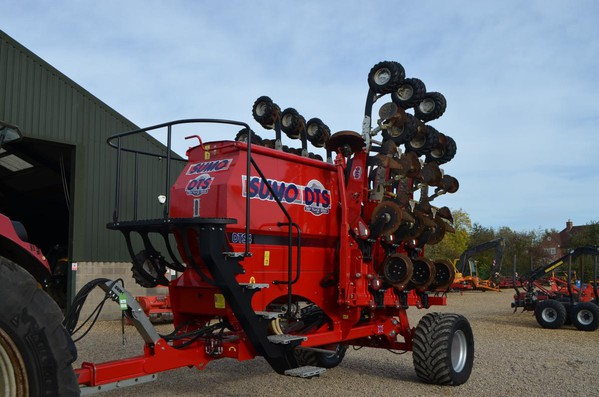 Farming Sumo DTS 4M Seed Drill
