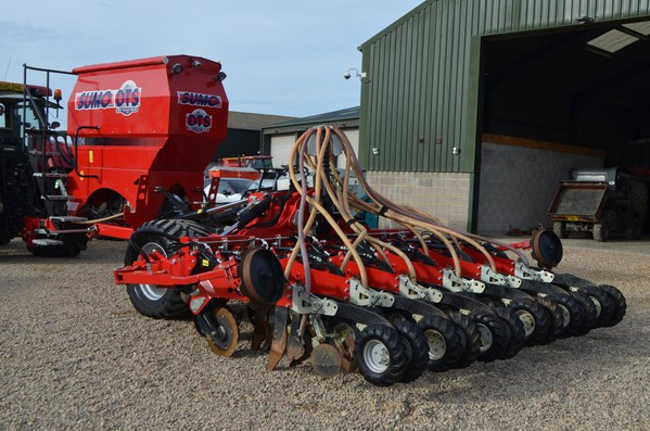 Second Hand Sumo DTS 4M Seed Drill