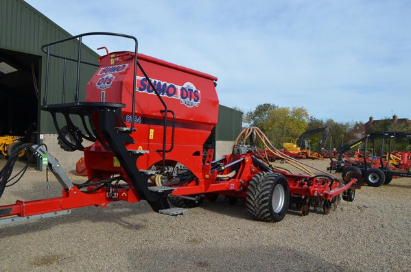 Sumo DTS 4M Seed Drill ForSale