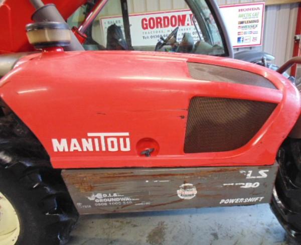 Farm Manitou Manireach, MLT633-120LS