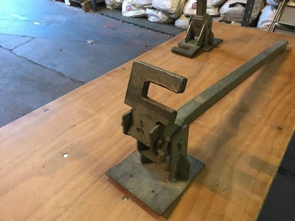Used peg puller