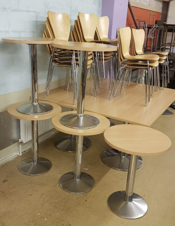Used dining set