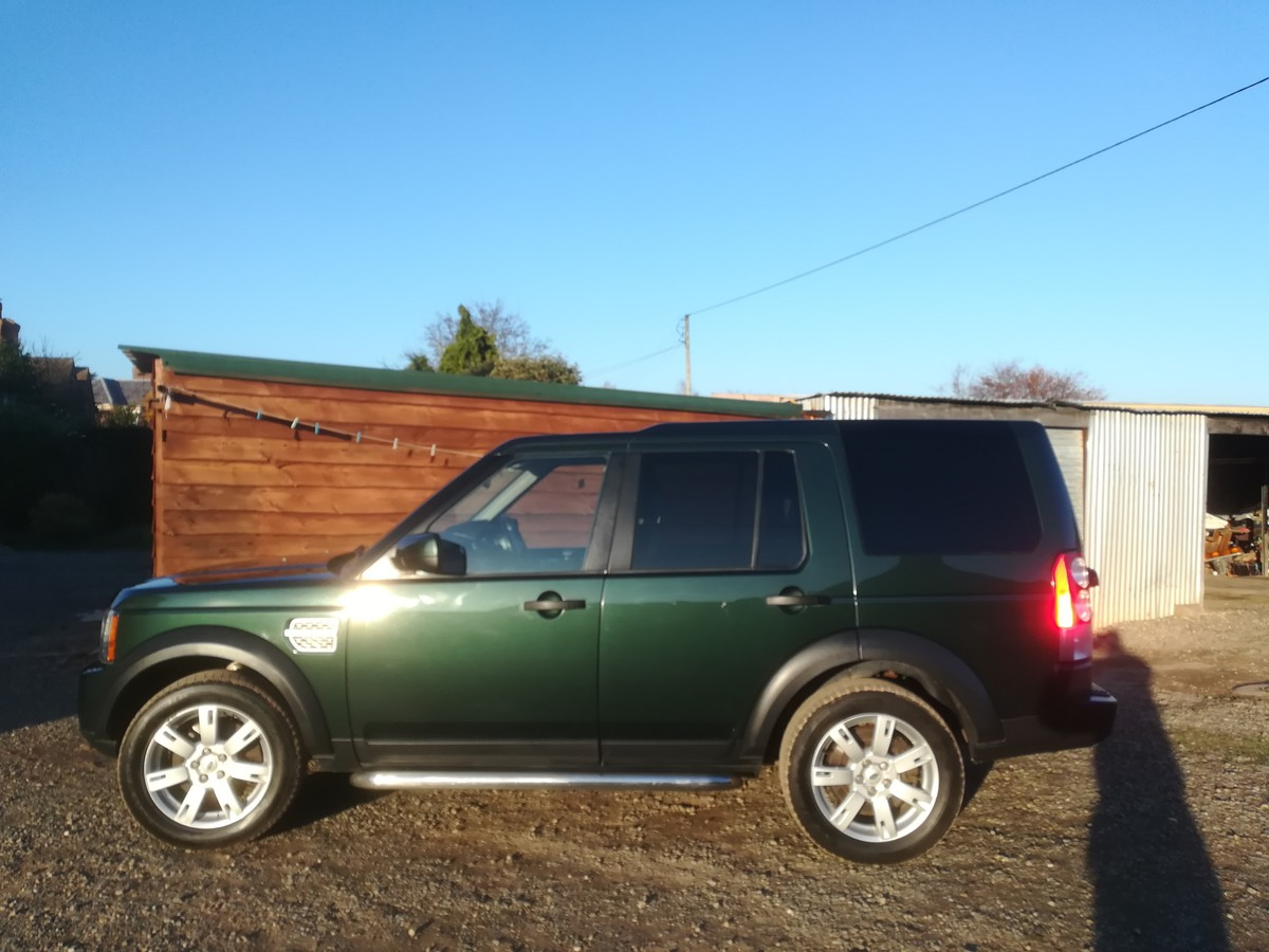 Secondhand Farm Equipment Transport 4 X 4 Off Road And