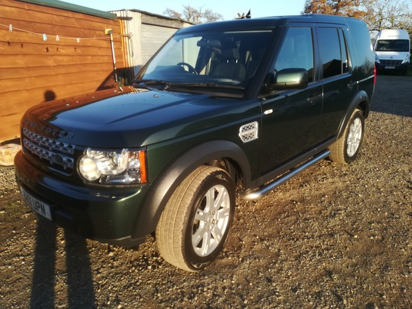 Used 4 x 4 Landrover Disco