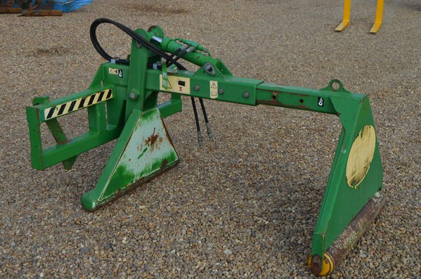 Used McHale Bale Squeezer