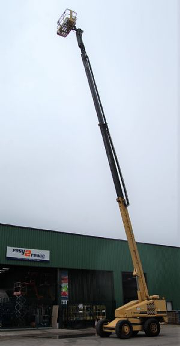 Second Hand Grove MZ82C 25M Telescopic Boom