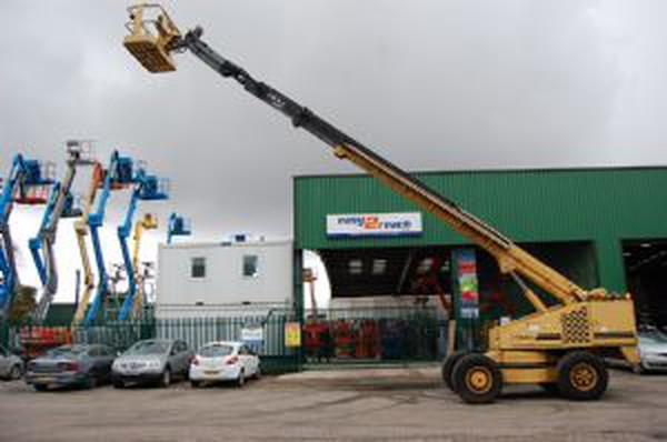 Used Grove MZ82C 25M Telescopic Boom
