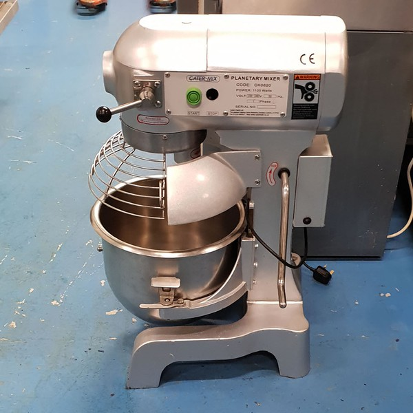 Used mixer for sale