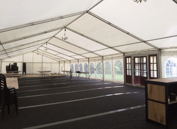 Complete marquee for sale