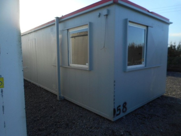 Used office cabin