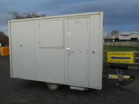 Welfare unit for sale