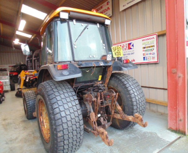 Ex NHS JCB 354 4WD Compact Tractor