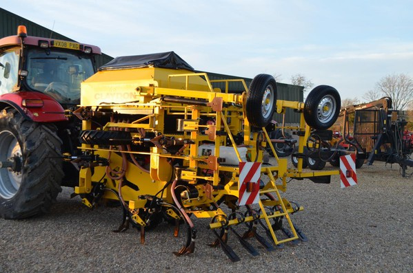 Buy Second Hand Claydon Hybrid 4M