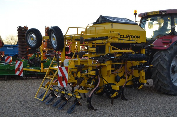 Buy Used Claydon Hybrid 4M