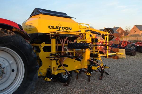 Claydon Hybrid 4M