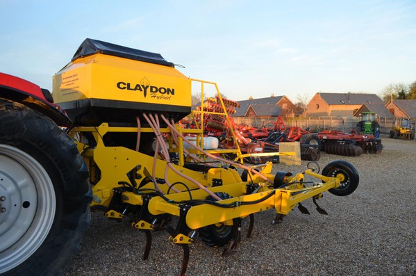 Claydon Hybrid 4M with bean kit