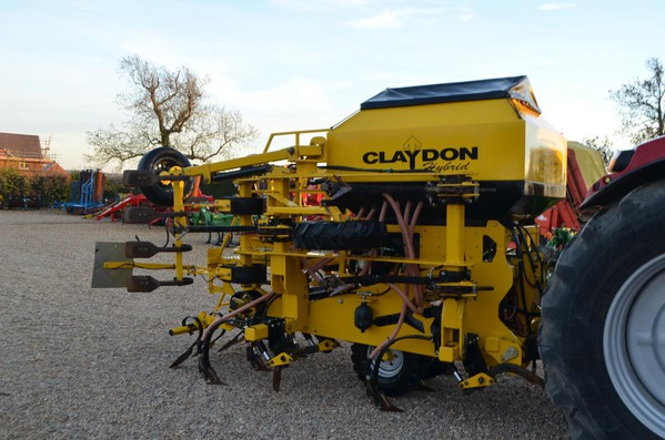 Second Hand Claydon Hybrid 4M