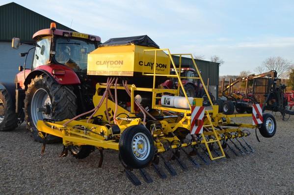 Used Claydon Hybrid 4M