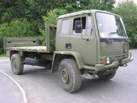 Used Leyland DAF 4X4