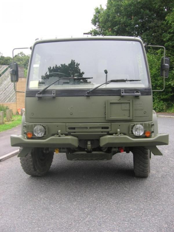 Ex MOD Leyland DAF 4X4