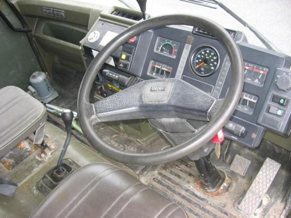 Flat Bed Leyland DAF 4X4