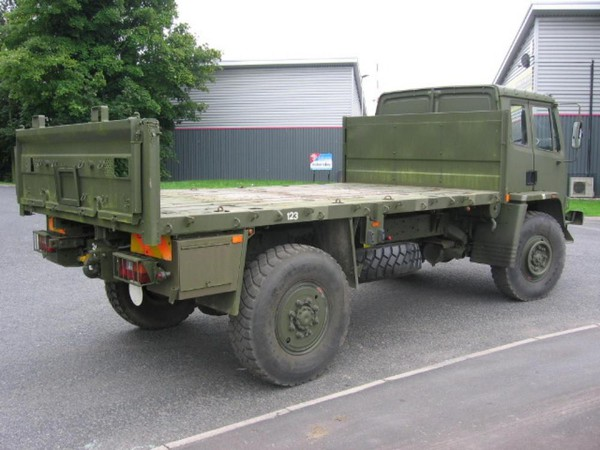 Leyland DAF 4X4 For Sale