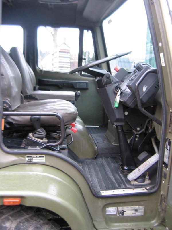 Leyland DAF 4X4 Truck