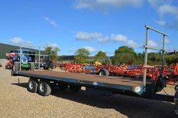 Ex Farm Warwick 27FT Bale Trailer