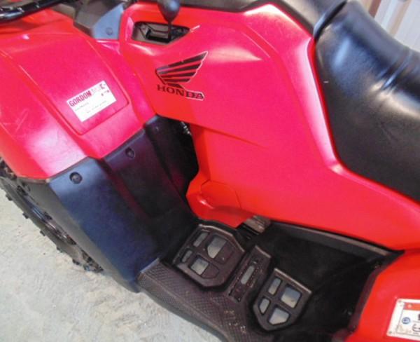 Honda Foreman 500cc, 2016, Serviced & Warranty