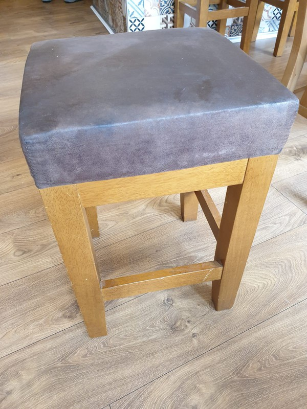 Secondhand stools