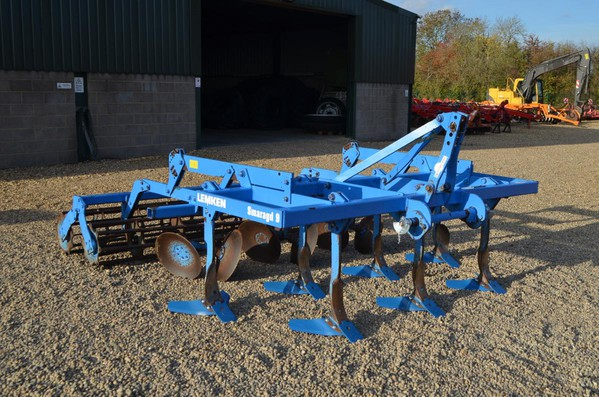 Buy / Hire Lemken 3M Stubble Cultivator