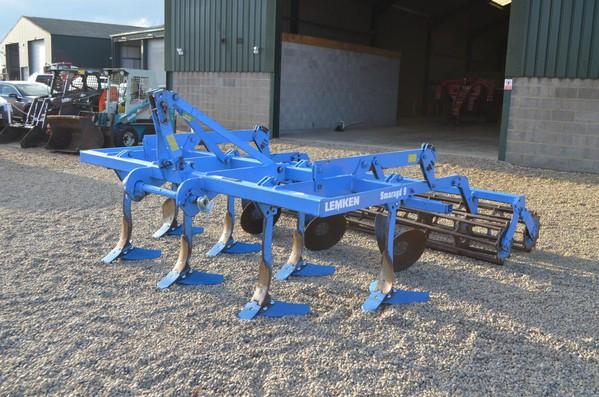 Lemken 3M Stubble Cultivator 11011213