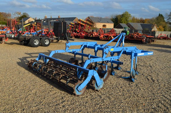 Second Hand Lemken 3M Stubble Cultivator