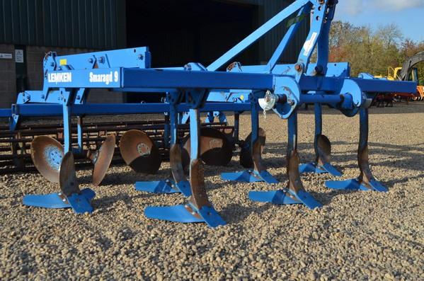 Used Lemken 3M Stubble Cultivator